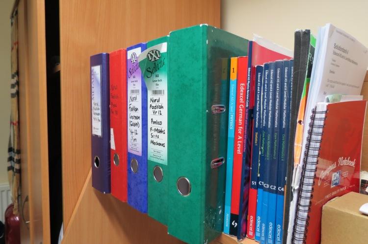 Nurul Fadilah's Bookshelf